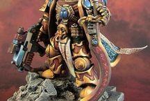 Warhammer Tzeentch chosen