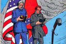 Civil War -- Comics / by GCD Grand Comics Database