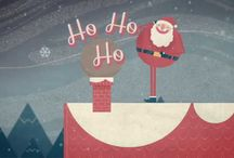 Happy Holidays/Merry Christmas! / everything we love about the holiday season
