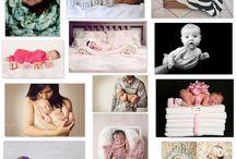 Vauvakuvaus ideoita