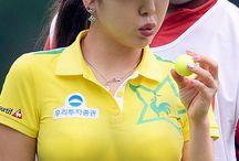 レディースゴルフ