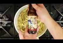 SBC | Cooking With Beer / We like beer and we like food. Why not put them together? Take a trip into our kitchen with Chef Eoen for delicious recipes featuring our craft beer!