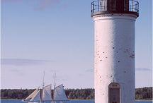 Lighthouses / by Gabbysgm .