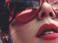 Kat von D Icons/Headers / your needs for icons & headers for facebook, twitter, etc