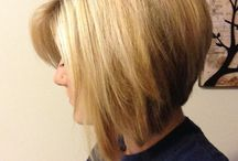 Short hair / by Caitlyn Smith Gregory