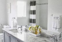 Bathroom Remodel / Marble Bathroom