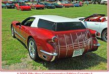 Cool Vehicles  / by Zane Hightower