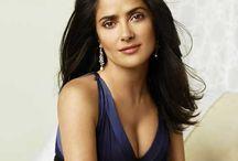 Salma Hayek / Salma Hayek is an Mexican American Actress, Born September 2 1966, Salma Hayek Movies: Everly, Bandidas, Desperado, Frida, Some kind of Beautiful, Septembers of Shiraz..