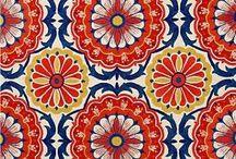 Mexican prints