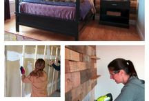 Home Renos DIY / by Sara Danielson