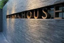Architectural Signage Inspiration