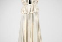 Vintage Designer Gowns