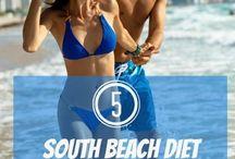 South Beach Diet / by Meghan Becker