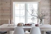 winter monotone rooms 北欧っぽい白い部屋