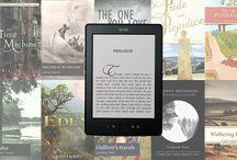 Books / by Katalyn Pickett