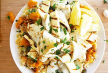 BBQ / Salads