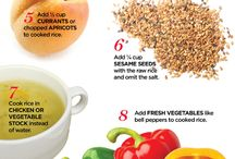 Brown Rice Tips & Ideas