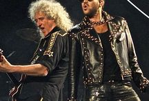 Adam Lambert + Queen + Adam Lambert
