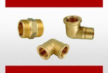 BRASS PLUMBING FITTINGS / Every Product In Factory Has To Pass Through Strict Quality Control Tests And Only Those Products Leave The Factory, Which Pass The Accepted Standards. All Products Are Made From High Quality Brass And. The Production Method Is Sand Casting. To Give A Long Lasting Finish And Better Results.