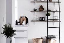 køkken hygge