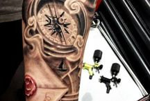 Tattoos / public / by Sarah Ballard