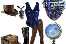 Harry Potter Steampunk Costumes