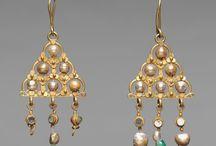 Byzantine-like jewelry