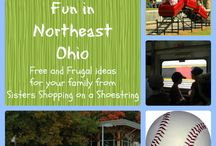 Fun in Northeast Ohio / by Becky Finnegan