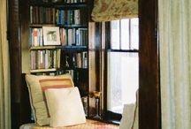 Home Organization- Reading Nook
