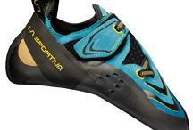 Climbing shoes La Sportiva /   Do you have the right climbing shoes for indor wall or for your rock adventure? We offer models for beginners, intermediate and advanced climbers and we did not forget the little ones, for which we have a children's climbing shoes. You can choose slip-climbing shoes, lace-up or Velcro, newest model Skwama from La Sportiva.  We have brands as La Sportiva, Ocun and Triop. Looking for other climbing equipment? Check our shop www.fanoutdoor.com