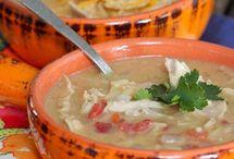 Soups / by Margaret Waskiewicz