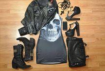Outfit ideoita