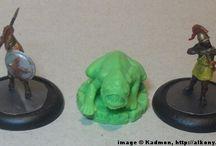Cthulhu Wars miniatures