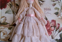 Dolls&Tilda dolls / softies and dolls