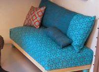 meubles à fabriquer pour maison de poupees