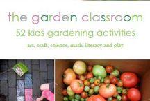 Gardening Activities/Info for Kids