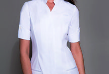 Most Fashionable, Stylish, elegant Spa Uniforms
