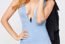 Girls Night Out / The little dresses you need for your big night out