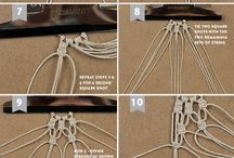 Macramé Tutoriales