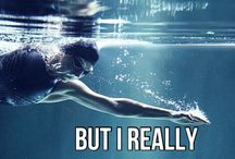 Swimming Problems / Swimming is a sport, waking up for 4am practice that's life.