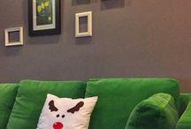 jasstik pillows / Isim yastıkları