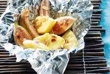 Vega BBQ / U maakt uw BBQ een stuk kleurrijker, gevarieerder én gezonder door groente en fruit aan het menu toe te voegen.