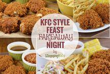 FOOD: Fakeaway recipes