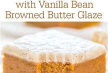 Recipes: Dessert Bars