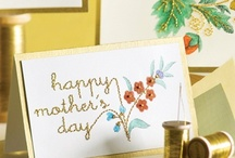 Cards-Mother's Day / by Linda Hudick