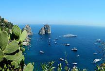 The beauty of Capri / A Vezúvtól az Amalfi partokig /körutazás/