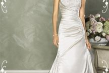 dresses at Bridal Bliss & Event planning / All dresses to hire for the month of January and February for only R1000 dep R500