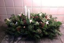 Kerststukjes / Home made