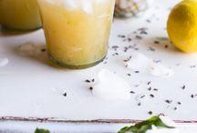 Yummy DRINKS / Gluh gluh thingys