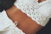 Crochet swimsuits,bikiny